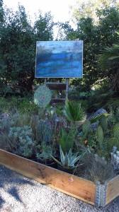 Antonio recca e il giardino secco